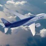 LAN fliegt demnächst mit Dreamliner