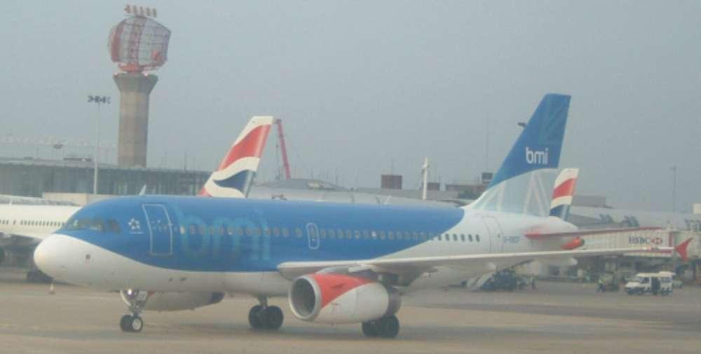 New bmi service between Berlin to London Heathrow