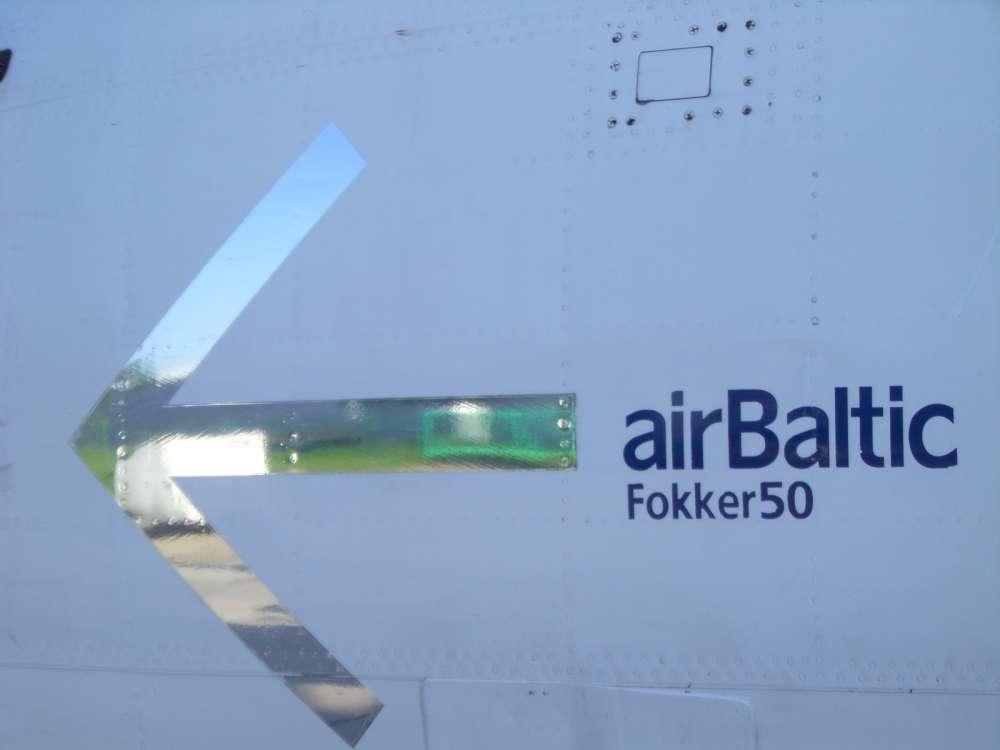 Air Baltic eröffnet Basis in Tallinn