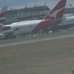 IMPACT TO QANTAS SERVICES TODAY – VOLCANIC ASH IN EUROPE