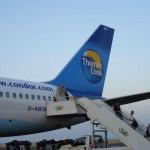 Condor holt 2.500 Passagiere aus dem Ausland zurück . Weniger Verpflichtungen durch Vertragskündigungen von Direktbuchern