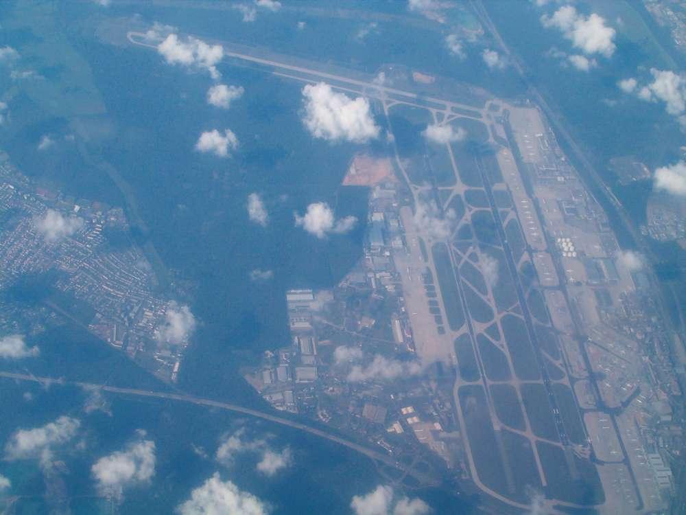 Flughafen Frankfurt – Starkes Wachstum zum Jahresbeginn