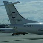 Cirrus Airlines nimmt Flugverkehr schrittweise wieder auf