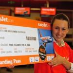 Easyjet feiert 300 millionsten Passagier in Europa
