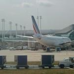 AirFrance KLM May 2010 traffic