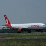 Air Berlin increased number of passengers in May