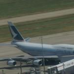 Cathay Pacific verkauft Anteile an HAECO