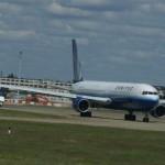 """United Airlines fliegt im """"grünen Korridor"""" von Europa nach USA"""