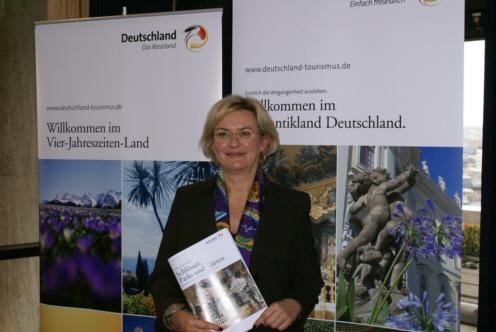 Petra Hedorfer neue Präsidentin der European Travel Commission