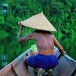 Mit Orang-Utans im Dschungel abhängen