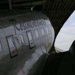 Zur Notlandung des Rosinenbombers: Datenblatt zum Air Service Berlin Rosinenbomber