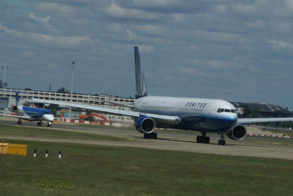 United Airlines feiert 20 Jahre Nonstop-Flüge zwischen München und Washington