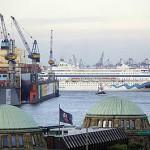AIDAcara: Nach Werftaufenthalt auf dem Weg nach Südostasien