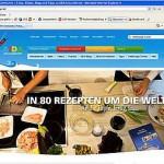 AIDA Weblounge startet ersten Online-Kochwettbewerb