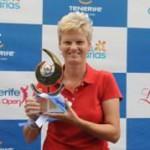 Trish Johnson (England) gewinnt die Tenerife Ladies Open – Anja Monke aus Hannover auf Platz vier