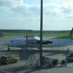 Number of airBaltic passengers grows by 32% in June