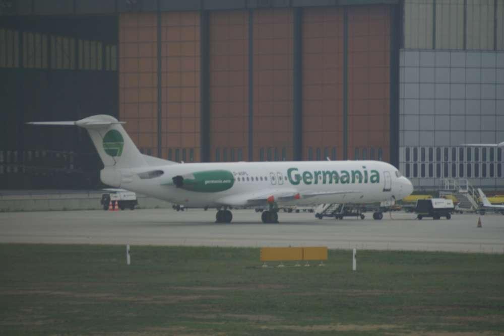 Germania: Flotten-Modernisierung bis 2013