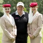 Emirates holt europäischen Ryder Cup Captain an Bord: Fluggesellschaft wird Offizieller Sponsor von Colin Montgomerie
