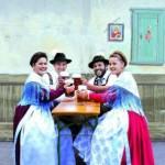 Bayerische Lebensart in voller Tracht: Bei den Festwochen zeigt Garmisch-Partenkirchen seine Leidenschaft für echtes Brauchtum