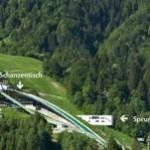 Zum Abheben: Mit der berühmten Olympia Skisprungschanze bietet Garmisch-Partenkirchen eine spektakuläre neue Event-Location
