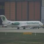 Germania Airlines stellt Flotte auf Airbus um: Kaufvertrag für fünf A319 Flugzeuge unterzeichnet