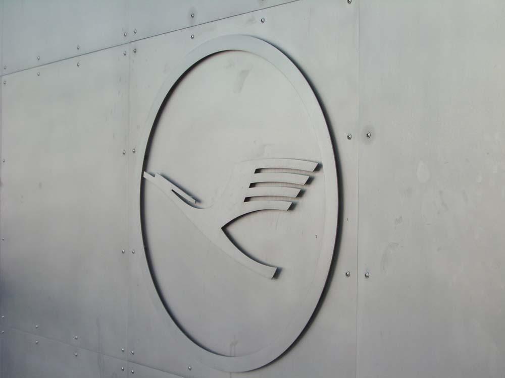 Lufthansa Cargo-Flugzeug in Riad verunglückt