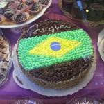 46 Monate lang auf Brasilien freuen