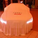 Der Audi A1 rockt Düsseldorf: Audi A1 feiert Premiere in Düsseldorf