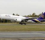 Boeing Delivers 777-200ER to THAI