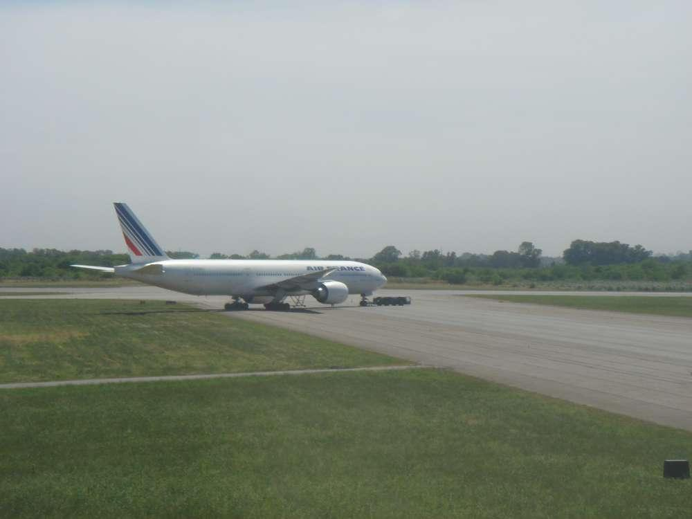 Air France KLM Traffic Results August 2010
