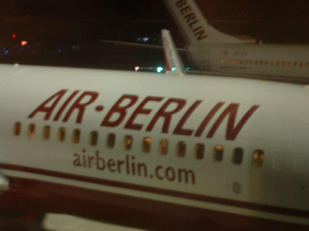 Air Berlin: More passengers in August