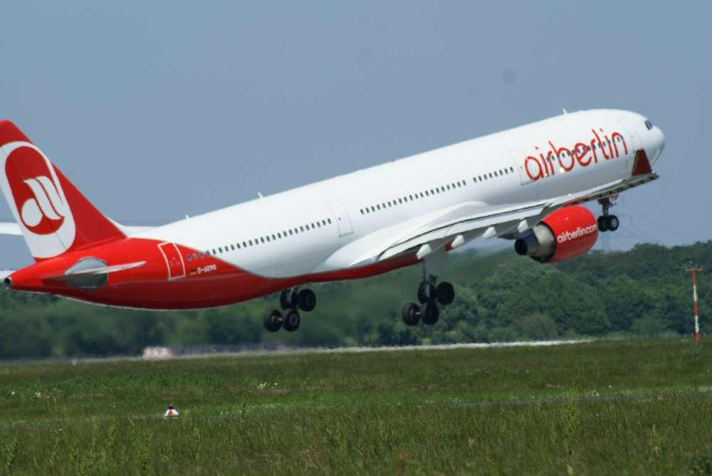 Air Berlin fliegt nonstop von Berlin nach New York