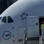 Mit Lufthansa Riesenjet A380 jetzt nach Malle