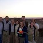 """""""SWR3 Elch und weg nach Namibia"""""""