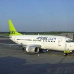 Air Baltic für Vorreiterrolle gewürdigt