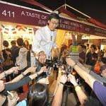 "30 TAGE GENUSS PUR BEIM ""HONG KONG WINE & DINE MONTH 2010"""