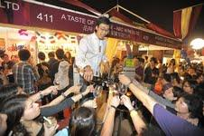 "30 TAGE GENUSS PUR BEIM ""HONG KONG WINE & DINE MONTH 2010"""