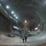 Durchstich Gotthard-Tunnel – Ausbau in Deutschland hinkt hinterher