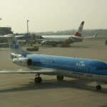 KLM winter schedule 2010-2011
