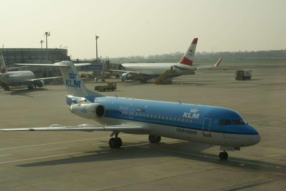 KLM winter schedule 2010-2011