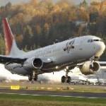 Boeing Delivers Japan Airlines' First Next-Generation 737 Jetliner