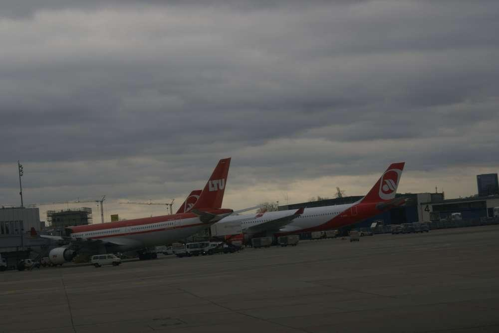 Air Berlin: Mehr Passagiere und höhere Auslastung im Oktober
