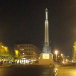 Leuchtende Nächte in Riga