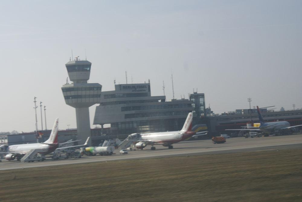 Luftverkehr in Berlin setzt Höhenflug fort