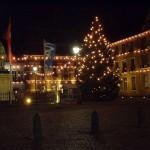 Feierliche Eröffnung des Düsseldorfer Weihnachtsmarktes 2010
