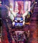 New York City zu Silvester