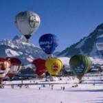 Vom 8. bis 23. Januar findet im Tannheimer Tal das 16. Internationale Ballonfestival statt