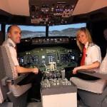 Weihnachtsgeschenk zum Abheben: Als Pilot mit einer Boeing 737 zum selbst gewählten Ziel fliegen