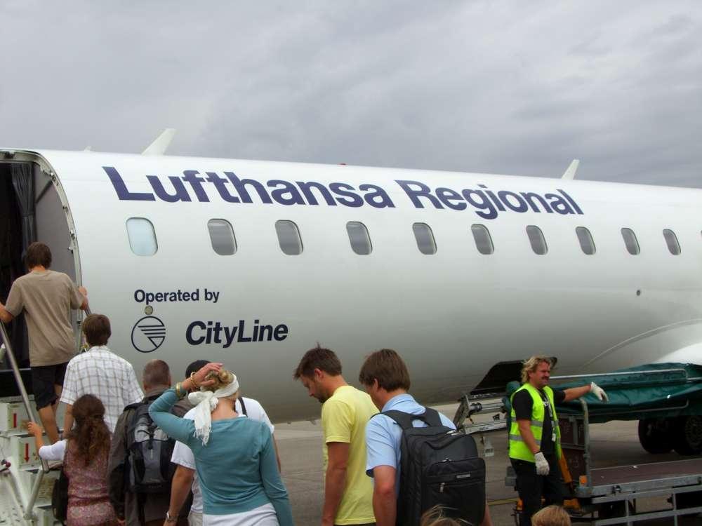 Lufthansa: Wirklich mehr Komfort auf Europaflügen?