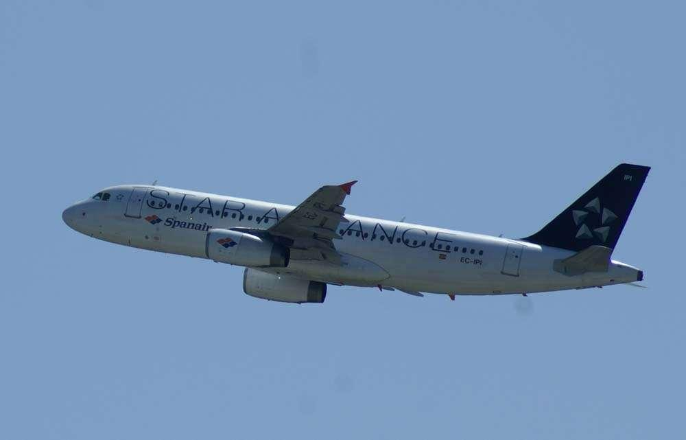 Continental Airlines and Spanair to Start Codeshare Flights
